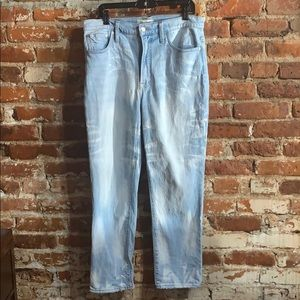 Madewell The Perfect Vintage Jean Sz32